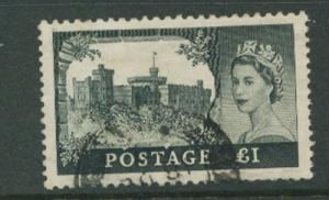 Great Britain QE II  SG 539 VFU - Waterlow Printing
