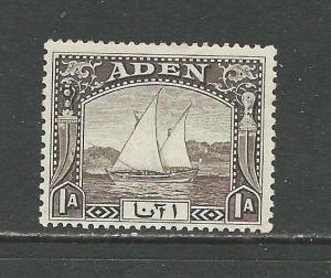 Aden Scott catalogue # 3 Unused HR
