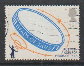 Great Britain SG 2525 Fine  Used