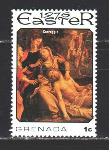 Grenada. 1976. 742 from the series. Easter, religion. MNH.
