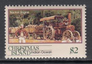 Christmas Island 268 MNH VF