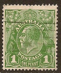 Australia Scott # 67 used.  Free Shipping for All Additional Items