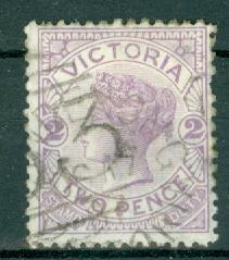 Australian States - Victoria - Scott 162