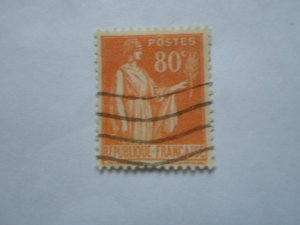 FRANCE STAMP USED VG CON. SC# 273 # 2