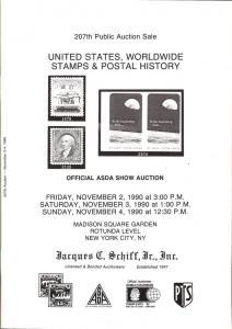 United States, Worldwide Stamps & Postal History, Schiff 207