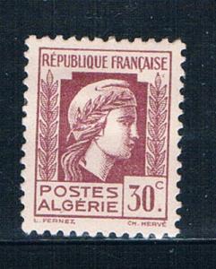 Algeria 173 MLH Marianne 1944 (A0325)+