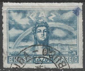 BRAZIL 631 VFU N158-2