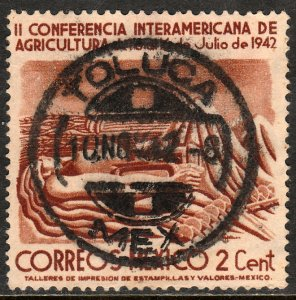 MEXICO 777, 2c Agricultural Conference. Used. F-VF. (737)