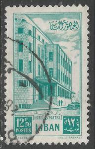 LEBANON 272 VFU 303A
