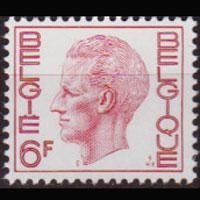 BELGIUM 1972 - Scott# 757 King Baudouin 6f NH