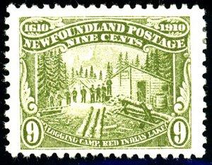 Newfoundland #94 MINT OG LH
