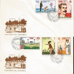 J) 1974 CARIBE, BASEBALL HISTORY, MODERN LAND, INDIAN PLAYING, CURRENT PLAYERS,