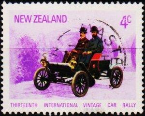 New Zealand. 1972 4c S.G.973 Fine Used