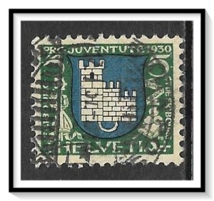 Switzerland #B53 Semi-Postal Used