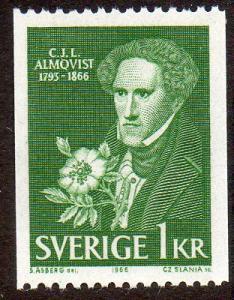 Sweden  Scott  708  MNH