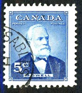 Canada #350 Used