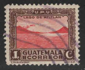 Guatemala  Scott 273 used stamp