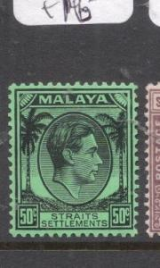 Malaya Straits SG 289 MOG (10dla)
