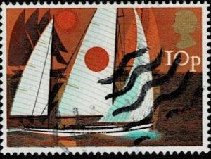 GB 1975 Sailing used