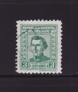 Uruguay 572 U José Gervasio Artigas, National Hero  (B)