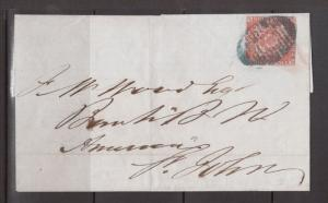 New Brunswick #1 VF Used On Cover **With Certificate**