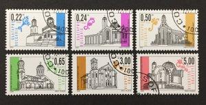 Bulgaria 2000 #4153-8, Church's, Used/CTO.