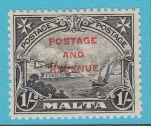MALTA 160 MINT  HINGED OG * NO FAULTS EXTRA FINE !