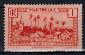 Martinique - Scott 133 MH