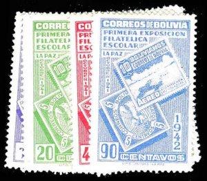 BOLIVIA 274-80  Mint (ID # 77375)