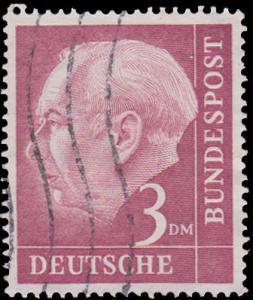 Germany Scott 721 Used.