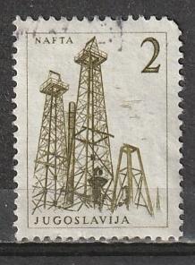 #511 Yugoslavia Used