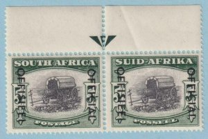 SOUTH AFRICA O51 OFFICIAL  MINT NEVER HINGED OG ** LIGHT CREASE - VERY FINE!