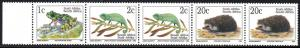 South Africa - 1994 Reader's Digest 45c Strip SG 804a