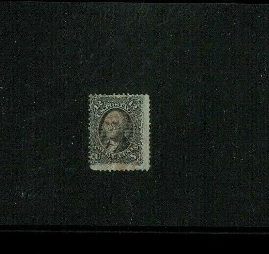 US #97 Good Used Red Cancel. Cat. 300.00