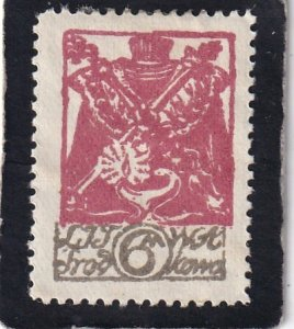 Central  Lithuania,      #   27      unused