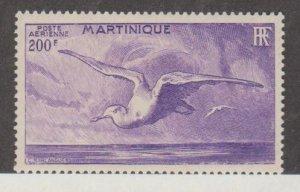 Martinique Scott #C12 Stamp - Mint NH Single