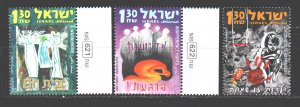 Israel. 2005. 1843-4. Protecting the rights of children. MNH.