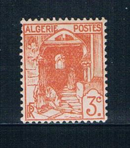 Algeria 35 MLH Street in Kabah 1926 (A0299)+