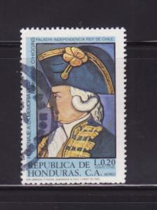 Honduras C700 U Ambrosio O'Higgins, Colonial Administrator