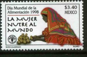 MEXICO 2101, World Food Day. MINT, NH. VF. (69)