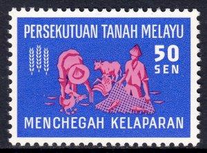 Malaya - Scott #113 - MH - SCV $3.25