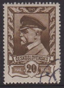 Czechoslovakia Sc#262C Used