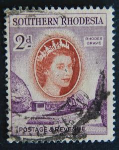Southern Rhodesia, Queen, ((9-(32-IR))