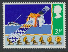 Great Britain SG 1288 - Used - Safety at Sea