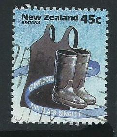 New Zealand SG 1804 VFU