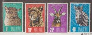 Malawi Scott #259-262 Stamps - Mint NH Set