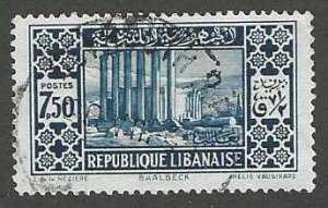 Lebanon 129  Used