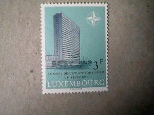 1967  Luxembourg  #452  MNH