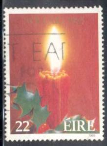 Ireland ~ #649 ~ Christmas 1985 ~ Used
