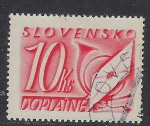 Slovakia J38 Used 1942 issue (ap6706)